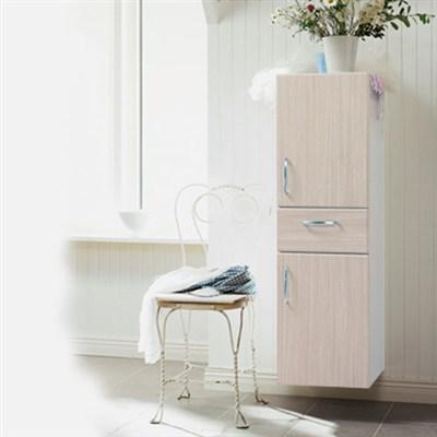 Läs mer om badrumsskåpet, klicka här   Halvskåp Hafa Next Vision Björk