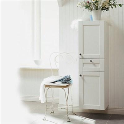 Läs mer om badrumsskåpet, klicka här   Halvskåp Hafa Next Vision Frame