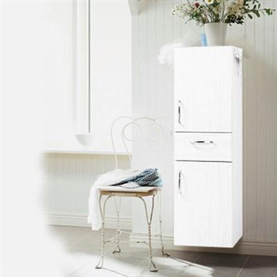 Läs mer om badrumsskåpet, klicka här   Halvskåp Hafa Next Vision Vit