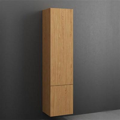 Läs mer om badrumsskåpet, klicka här   Högskåp 2 Svedbergs Indigo 170 cm Ek