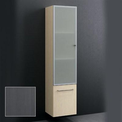 Läs mer om badrumsskåpet, klicka här   Högskåp 2 Svedbergs Indigo 170 cm Grå Betsad