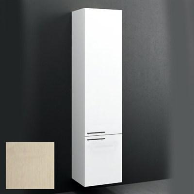 Läs mer om badrumsskåpet, klicka här   Högskåp 2 Svedbergs Indigo 170 cm Vit Ask