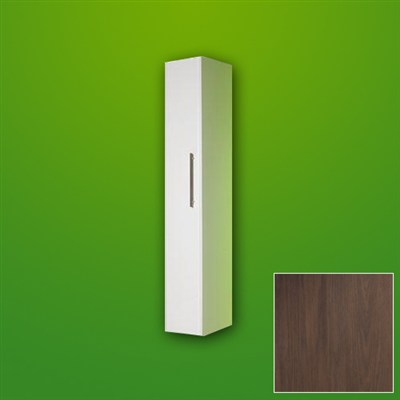 Läs mer om badrumsskåpet, klicka här   Högskåp Hafa Spirit Mörk Ek