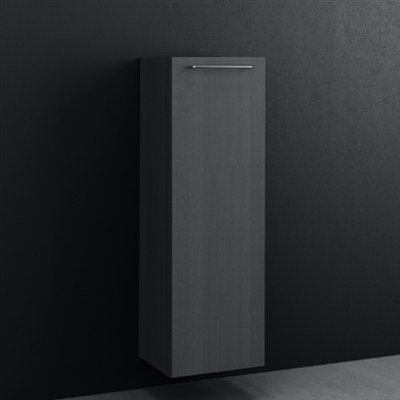 Läs mer om badrumsskåpet, klicka här   Högskåp Svedbergs Indigo 122 cm Grå Betsad