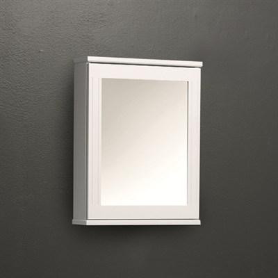 Läs mer om badrumsskåpet, klicka här   Spegelskåp 1 Svedbergs Svea Krita