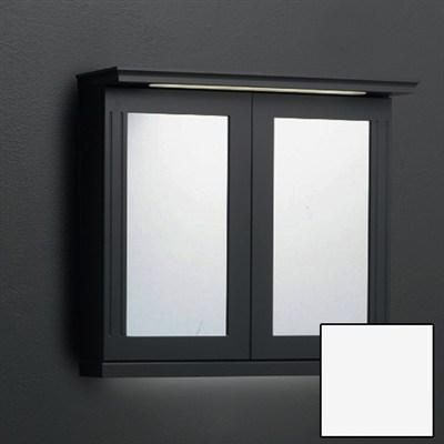 Läs mer om badrumsskåpet, klicka här   Spegelskåp 2 Svedbergs Svea Krita