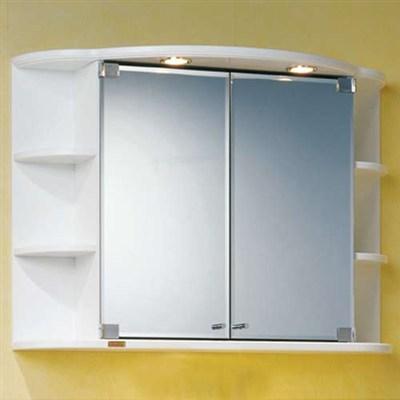 Läs mer om badrumsskåpet, klicka här   Spegelskåp Hafa Fredrik Vit