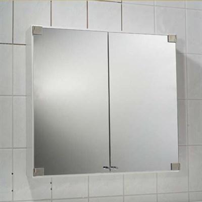 Läs mer om badrumsskåpet, klicka här   Spegelskåp Hafa Lena Vit