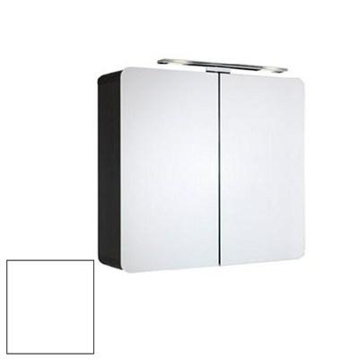 Läs mer om badrumsskåpet, klicka här   Spegelskåp Hafa Lime Vit