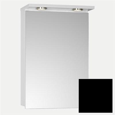 Läs mer om badrumsskåpet, klicka här   Spegelskåp Hafa Solo Svart