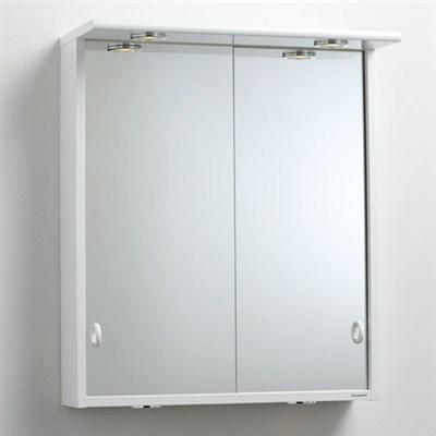 Läs mer om badrumsskåpet, klicka här   Spegelskåp Svedbergs A70 Halogen
