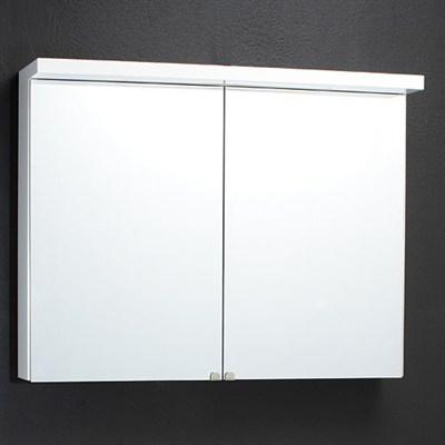 Läs mer om badrumsskåpet, klicka här   Spegelskåp Svedbergs Classic/Indigo Top-Line Vit
