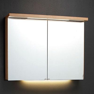 Läs mer om badrumsskåpet, klicka här   Spegelskåp Svedbergs Indigo Top-Line Ek