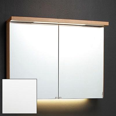 Läs mer om badrumsskåpet, klicka här   Spegelskåp Svedbergs Indigo Top-Line Vit