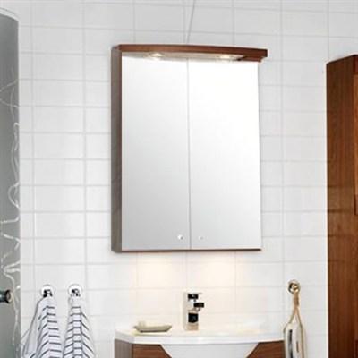 Läs mer om badrumsskåpet, klicka här   Spegelskåp Westerbergs Natal/Bahia Valnöt