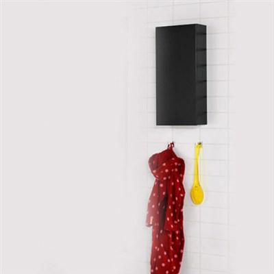 Läs mer om badrumsskåpet, klicka här   Väggskåp Hafa East Svart