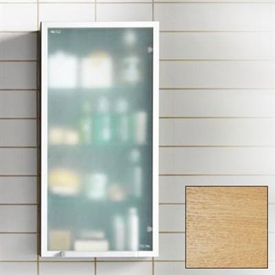 Läs mer om badrumsskåpet, klicka här   Väggskåp Hafa Kioto Ljus Ek